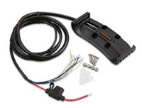Power- / data cable with bare wires and mount (Garmin aera 795+796)