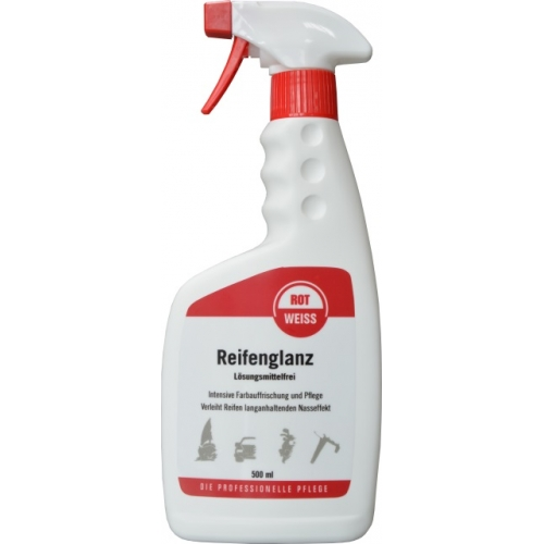edfd6655b07 ROTWEISS Tyre polish spray bottle (500 ml)