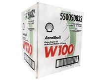 AeroShell Oil W100 - Karton (12x 1 AQ Flaschen, US-Quart)