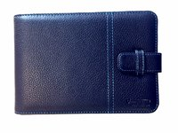 Von Hohenstein Aviation Logbook Cover Black