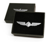 Pilot Wings large Silver