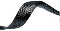 Braided shield for cable Ø 18-55mm