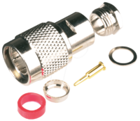 Antenna Connector TNC (Male) - (aircell 7)