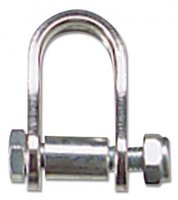 Connecting shackle 6 mm