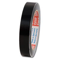 PVC adhesive tape extra thin 19mm (black)