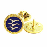 Glider Pilot Badge Gold