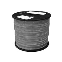 Aeronautical cable TEFZEL AWG22 grey (100m reel)
