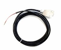 Data cable with open ends (TQ/Dittel KRT-2 to AIR Control Display)