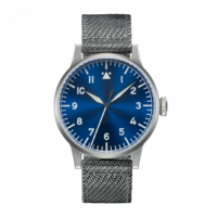 Laco Original Pilot Watch Blue Hour Münster