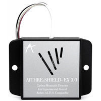 Aithre Shield EX 3.0 - Behind-the-panel 3-function CO detector