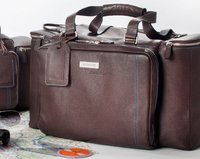 Von Hohenstein Aviation Weekender Bag braun