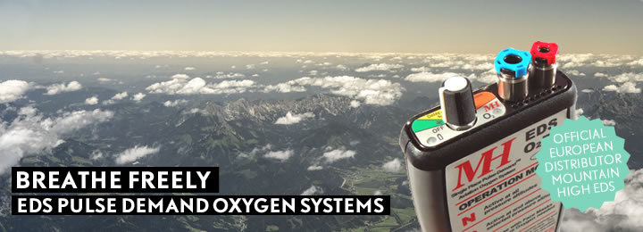 Mountain High EDS Oxygen Systems - AIR STORE