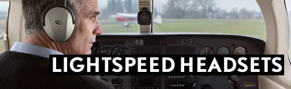 Lightspeed Aviation Headsets - AIR STORE